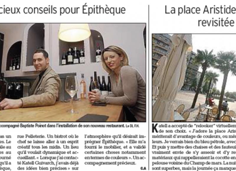 Image de l'article 'LE DAUPHINÉ – 8 MARS 2012'